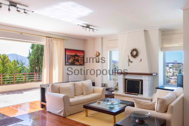 Luxurious Residence in Anavissos Greece for Sale