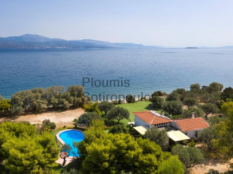 Beachfront Property near Corinth